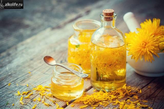 Лето, закупоренное в бутылке – вино из одуванчиков: рецепт приготовления солнечного напитка