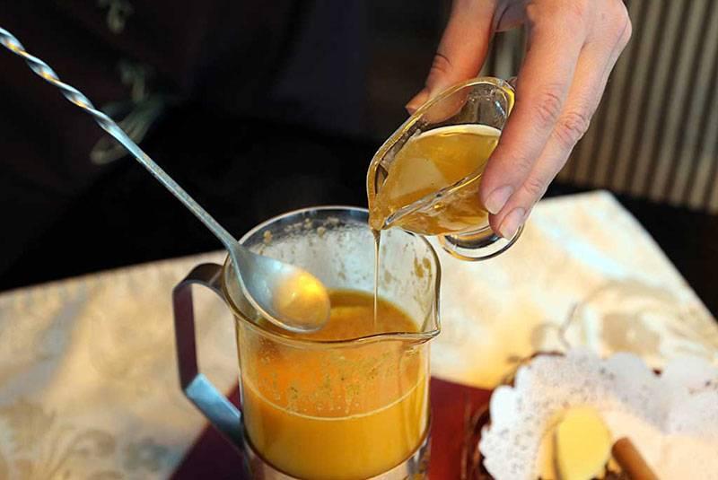 Рецепты чая с добавлением имбиря и облепихи