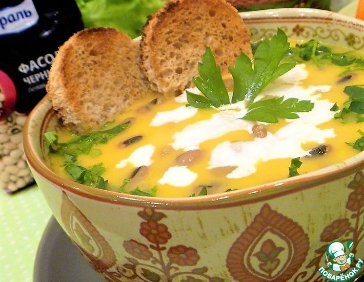 Пошаговый рецепт пюре из тыквы с фото