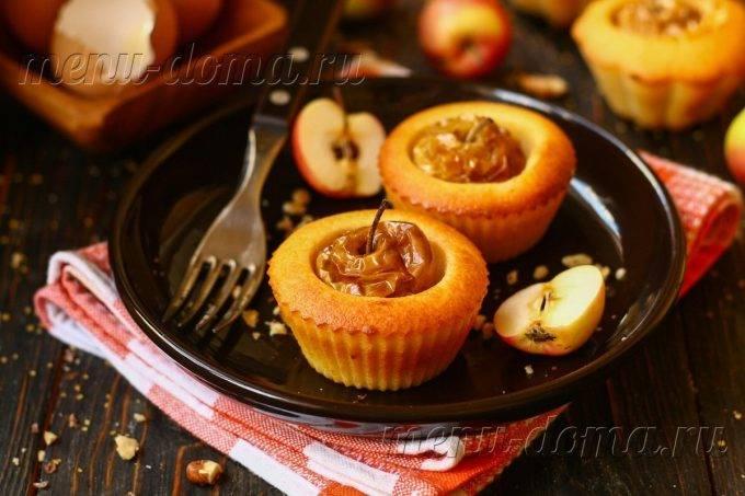 Топ 2 рецепта приготовления компота из кислых яблок на зиму