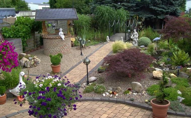Сад для ленивых. «легкий сад» или сад с неприхотливыми растениями. миф или реальность