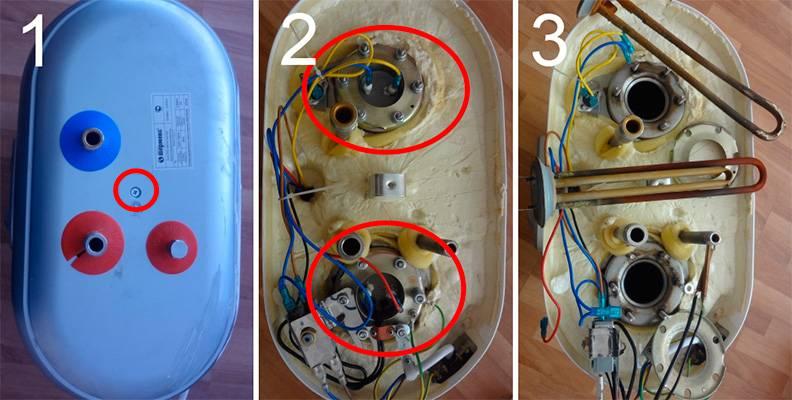 Как установить водонагреватель своими руками