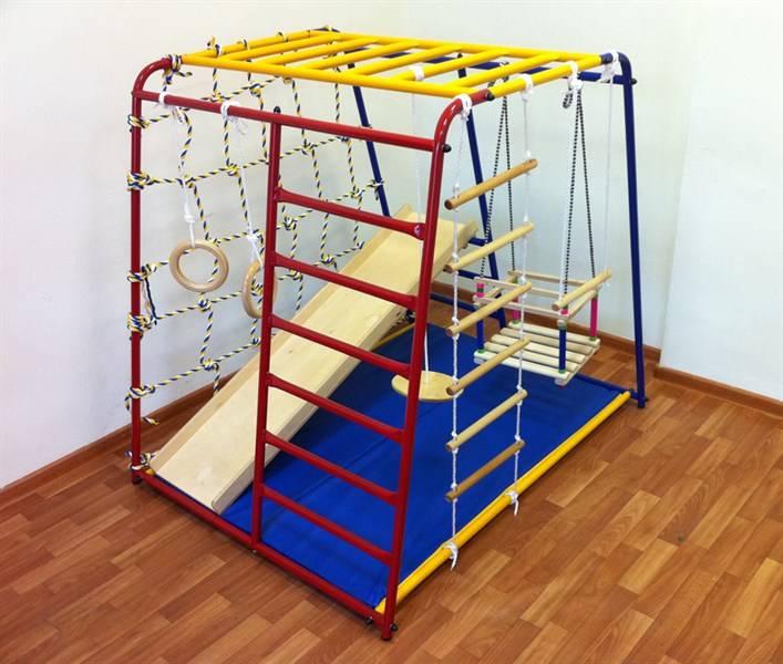 Идеи для выполнения детского спортивного уголка своими руками и нужные материалы