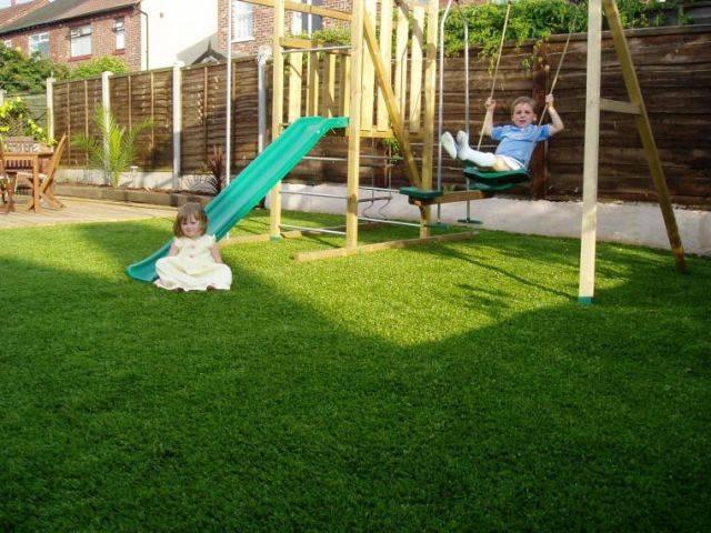 Рулонный или сеяный газон предпочесть, и какие травы лучше выбрать?