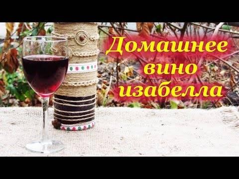 Как правильно приготовить виноградное вино в домашних условиях