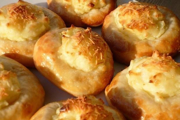 Шаньги с картошкой – нежные, как у бабушки. сибирские шаньги с картошкой — как у бабушки