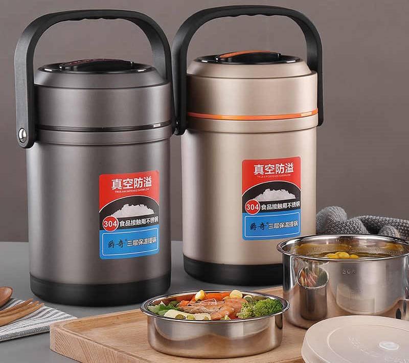 Термос для еды из китая — что входит в комплект, качество, цена, видео