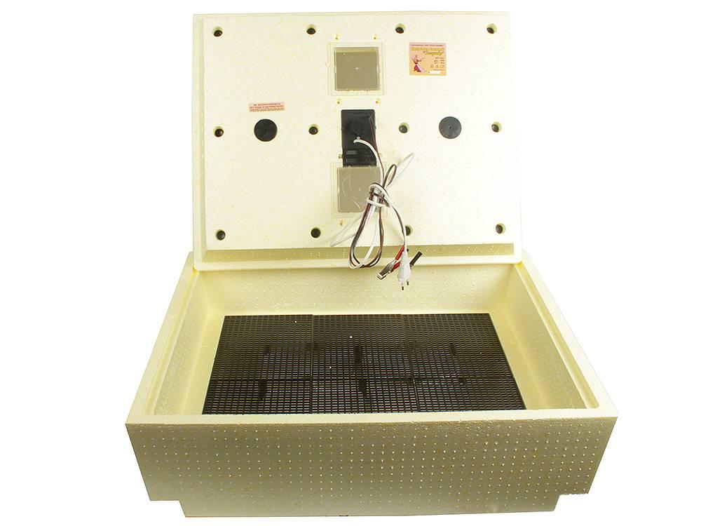 Инкубатор «золушка»: инструкция по применению