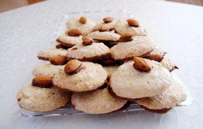 Французское миндальное печенье: классический рецепт