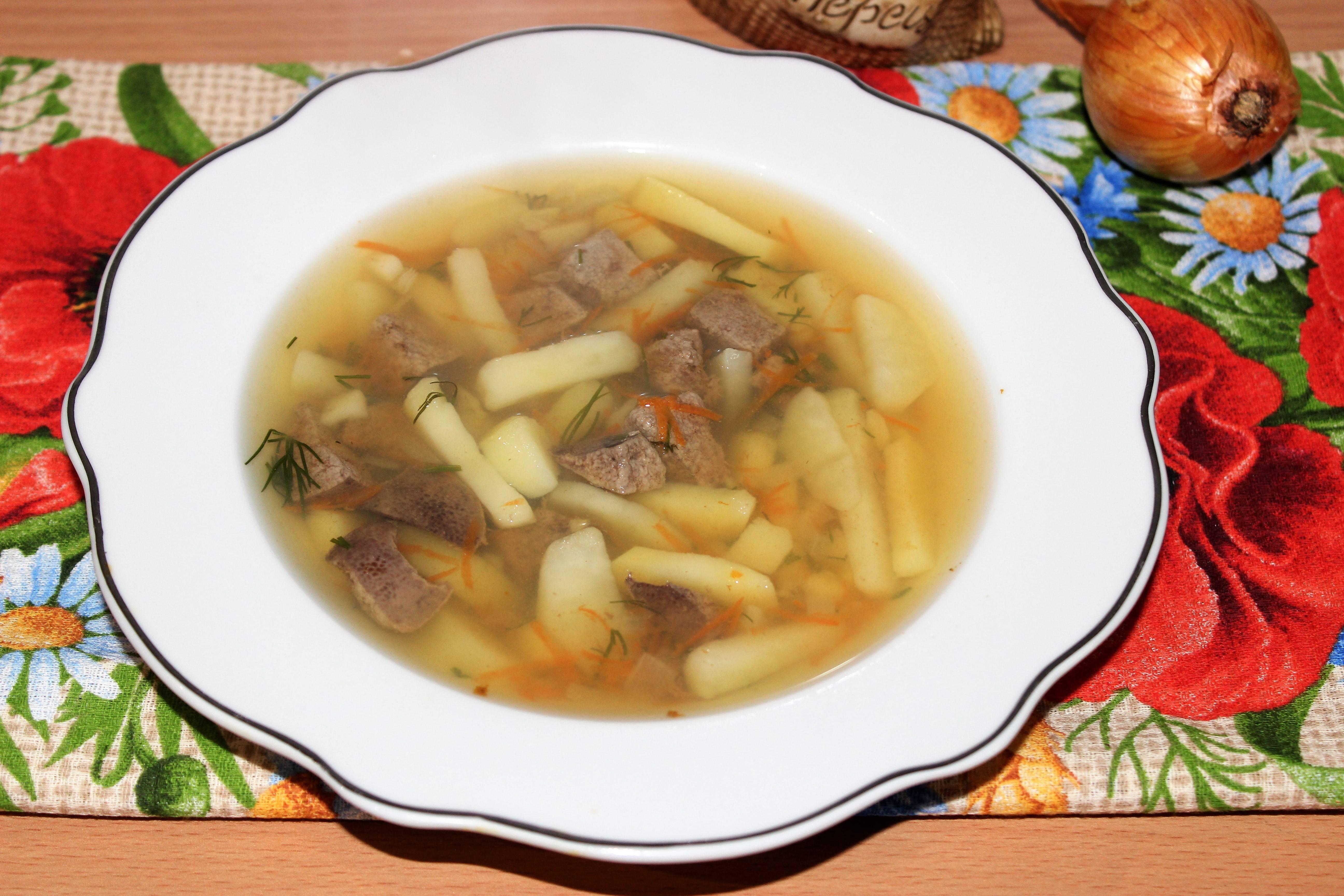 Суп харчо классический с рисом и картошкой
