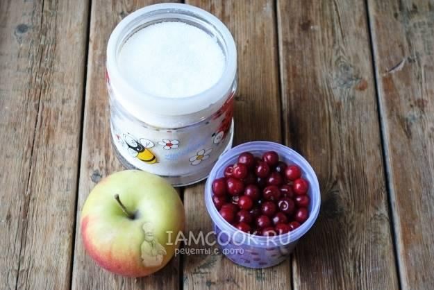 Компот из яблок и вишни на зиму — рецепты приготовления в мультиварке, без стерилизации, видео