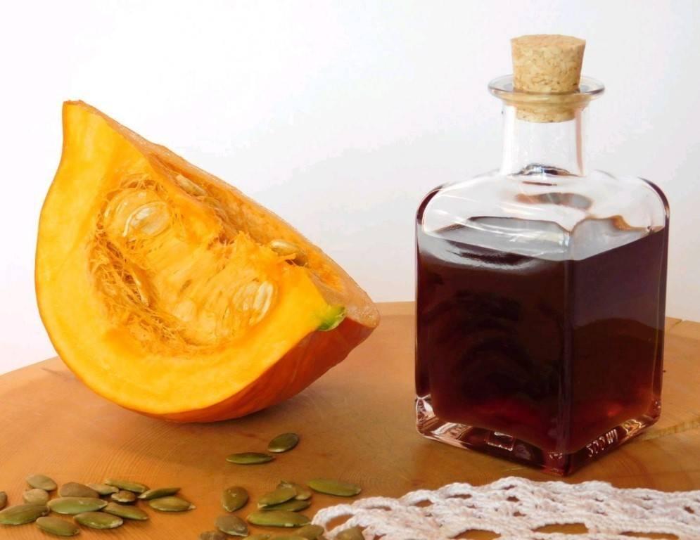 Всё о пользе и вреде масла тыквы
