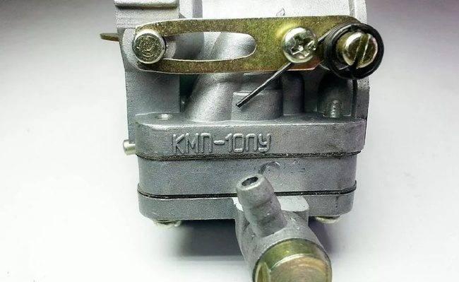 Устройство карбюратора бензинового триммера