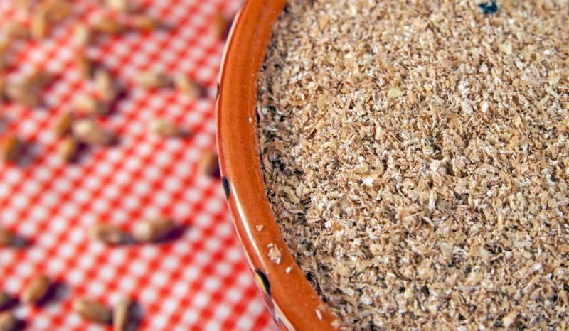 Чем полезны и как принимать пшеничные отруби