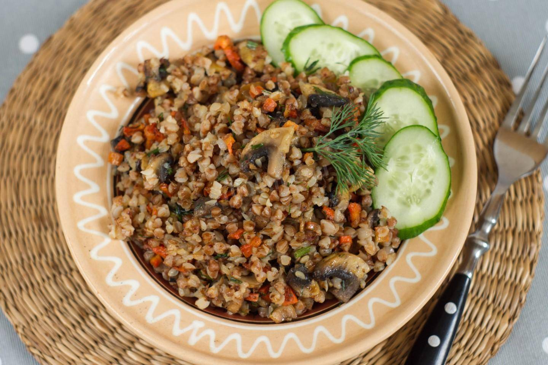 Рецепт гречки с грибами от шеф-повара в свете русских традиций