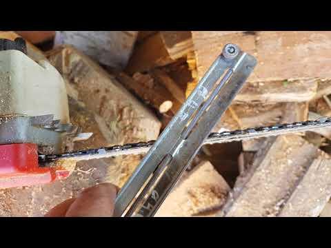 Электропила парма для работ на даче