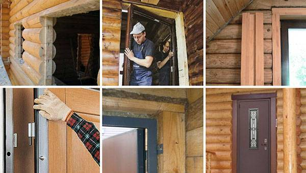 Железная дверь своими руками: изготовление и установка железной двери самостоятельно