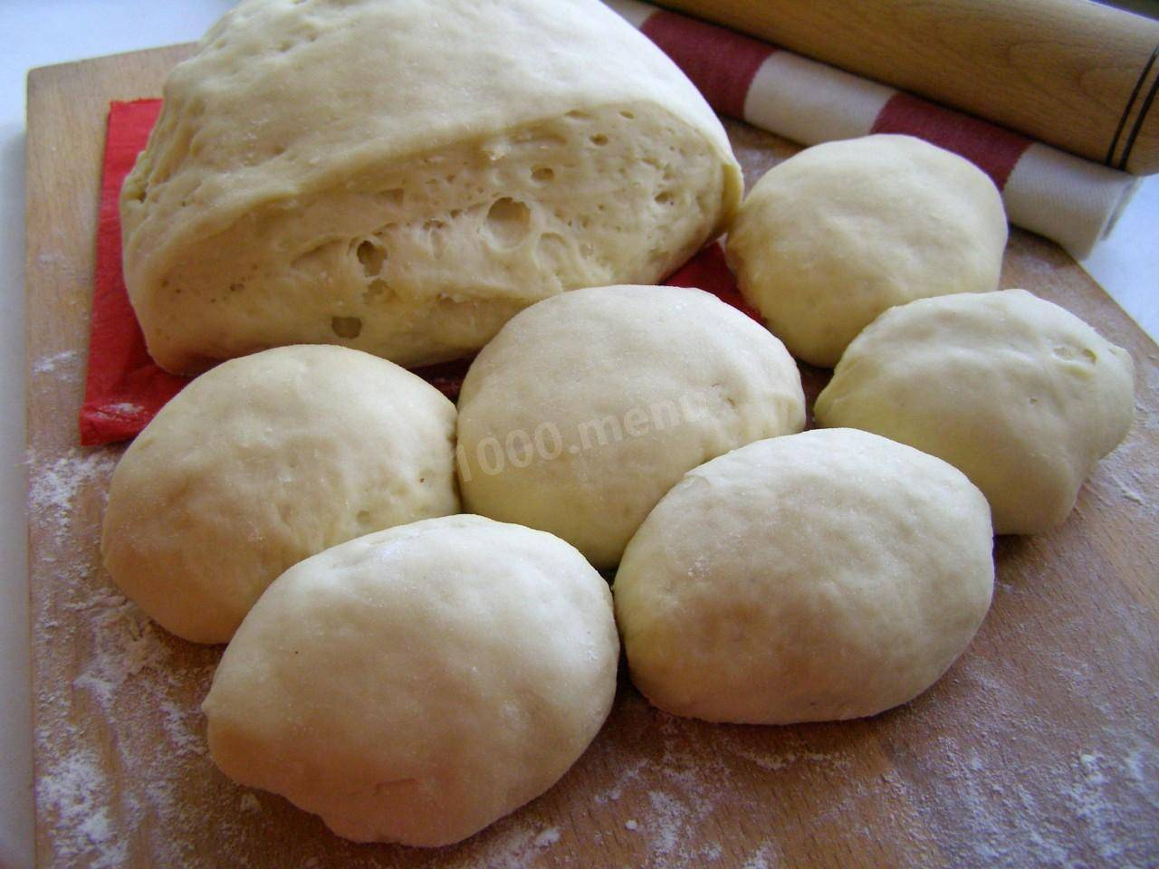 Приготовить тесто для пирожков и пирогов просто и быстро