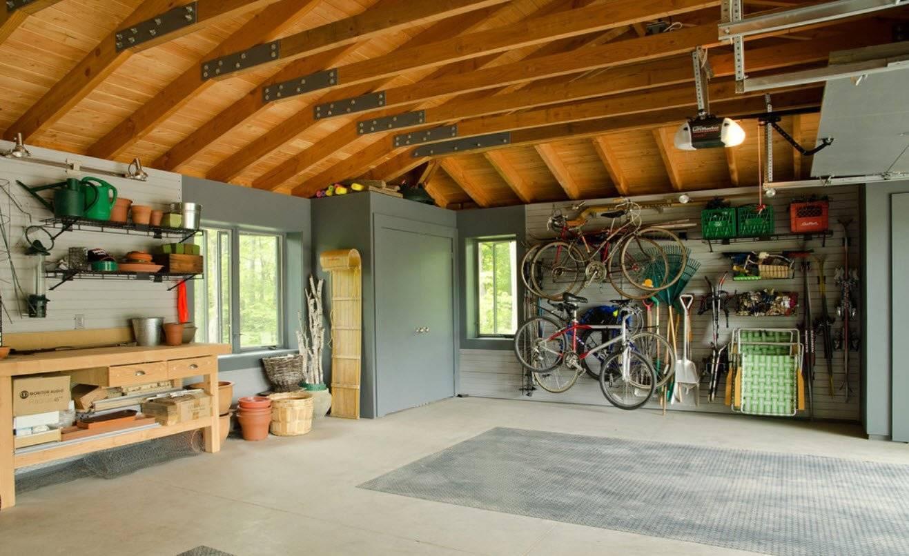 Обустройство гаража, приспособления и полезные гаражные самоделки своими руками