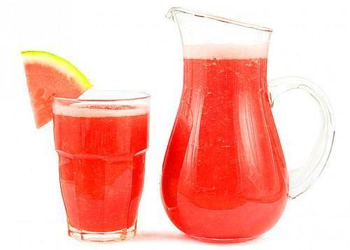 Арбузный сок – польза и вред, рецепт приготовления уваренного сока, меда, видео