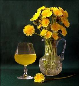 Вино из одуванчиков – рецепты, польза