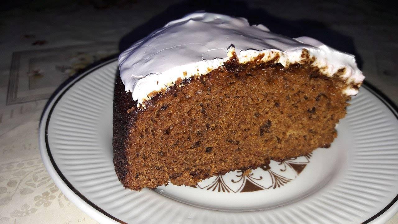 Торт «трухлявый пень» с вареньем: рецепт с фото пошагово