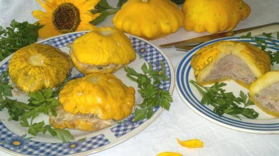 Варенье из патиссонов с лимоном