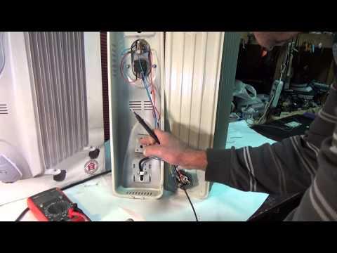 Как сделать ремонт масляного обогревателя своими руками – основные способы