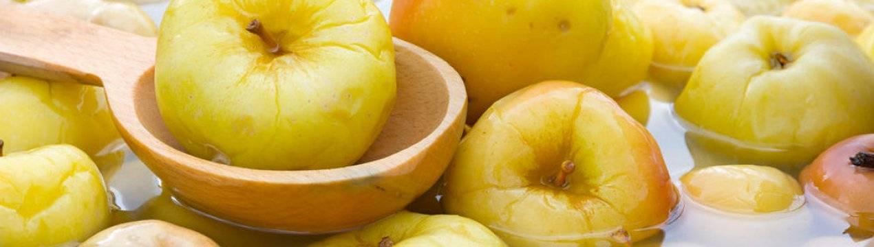 Теперь вы знаете самый вкусный рецепт моченых яблок в банках