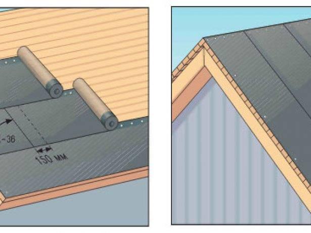 Как сделать крышу из мягкой черепицы – технология установки и монтажа своими руками