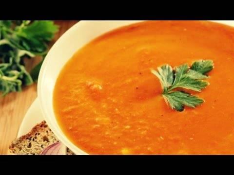 Суп из красной чечевицы с курицей – простой и вкусный рецепт