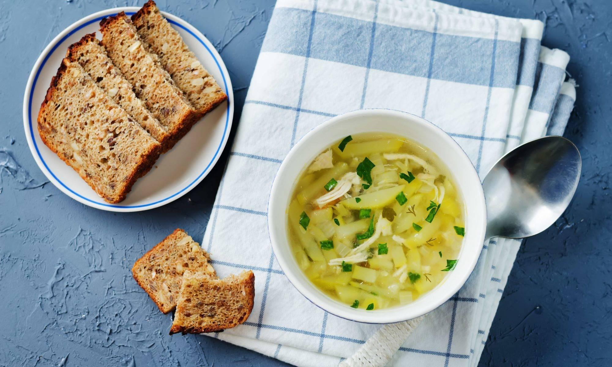 Куриный суп с вермишелью и картошкой – 7 рецептов приготовления лапши