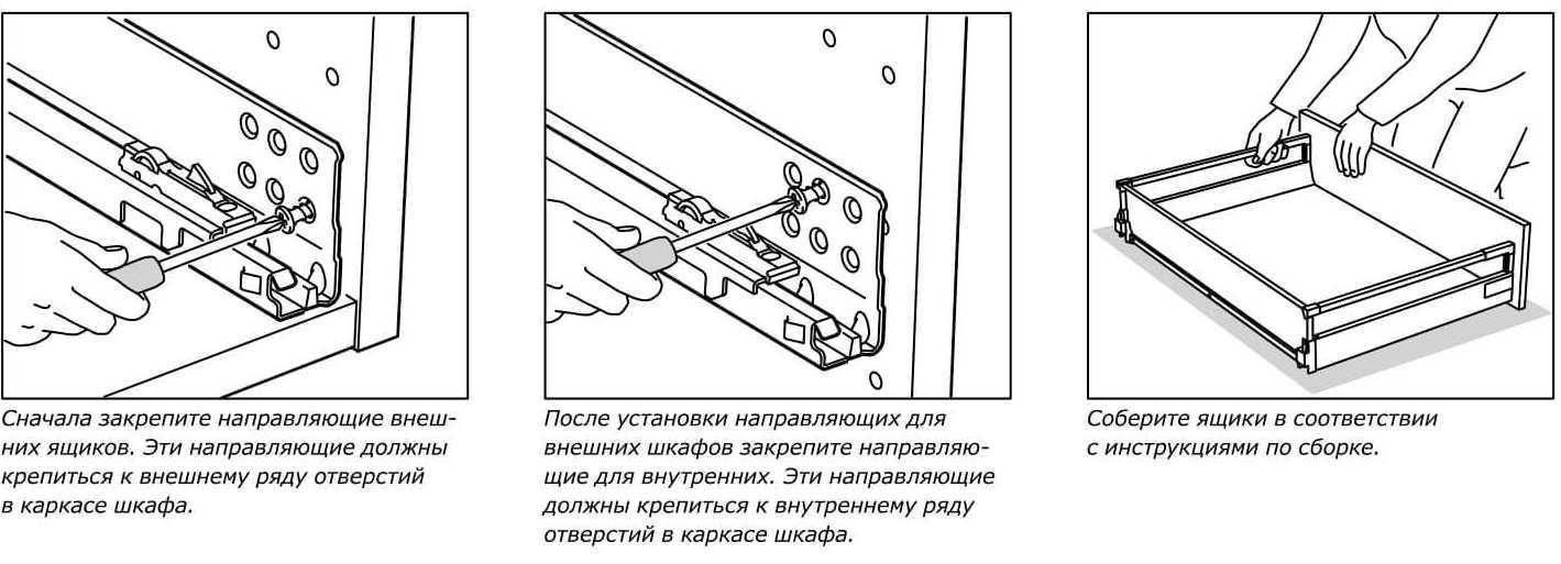 Сборка кухни своими руками — пошаговая инструкция