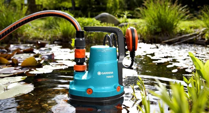 Выбираем насос для перекачивания грязной воды