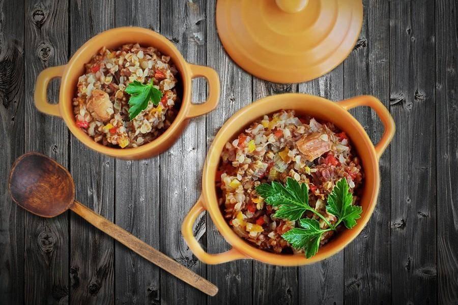 Рецепт приготовления гречки с тушенкой