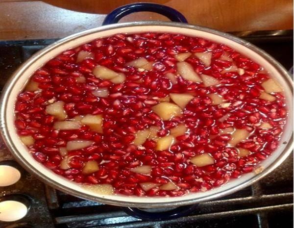 Вкусное варенье из граната: лучшие рецепты
