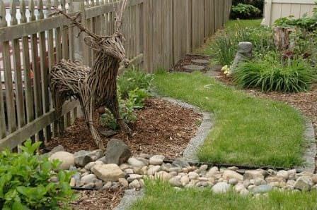 Композиции из коряг своими руками. удивительный рутарий – сад корней на вашем участке. создание рутария в саду