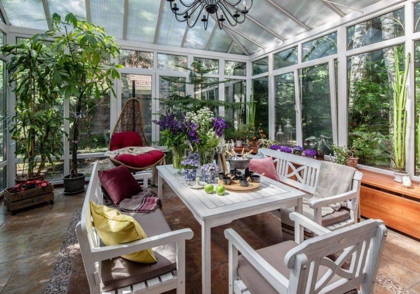 Как построить зимний сад дома – выбор конструкции, отопления и важных систем обеспечения