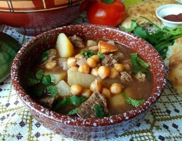 Суп с алычой и бараниной — как называется, рецепт с фото, видео