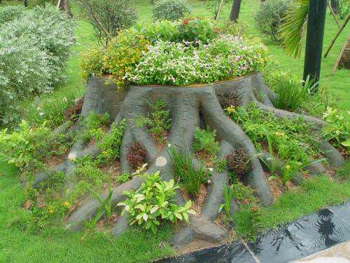 Удивительный рутарий – сад корней на вашем участке. рутарий на даче своими руками: создаем красоту самостоятельно уход за садом корней