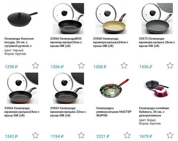 Какую сковороду лучше выбрать – чугунную или антипригарную