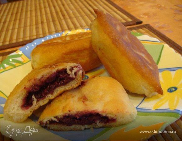 Рецепт пирога с джемом из разного вида теста