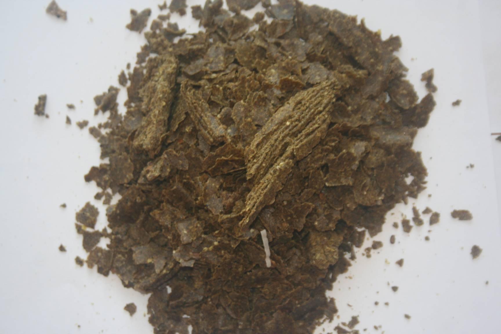 Горчичный жмых в качестве удобрения