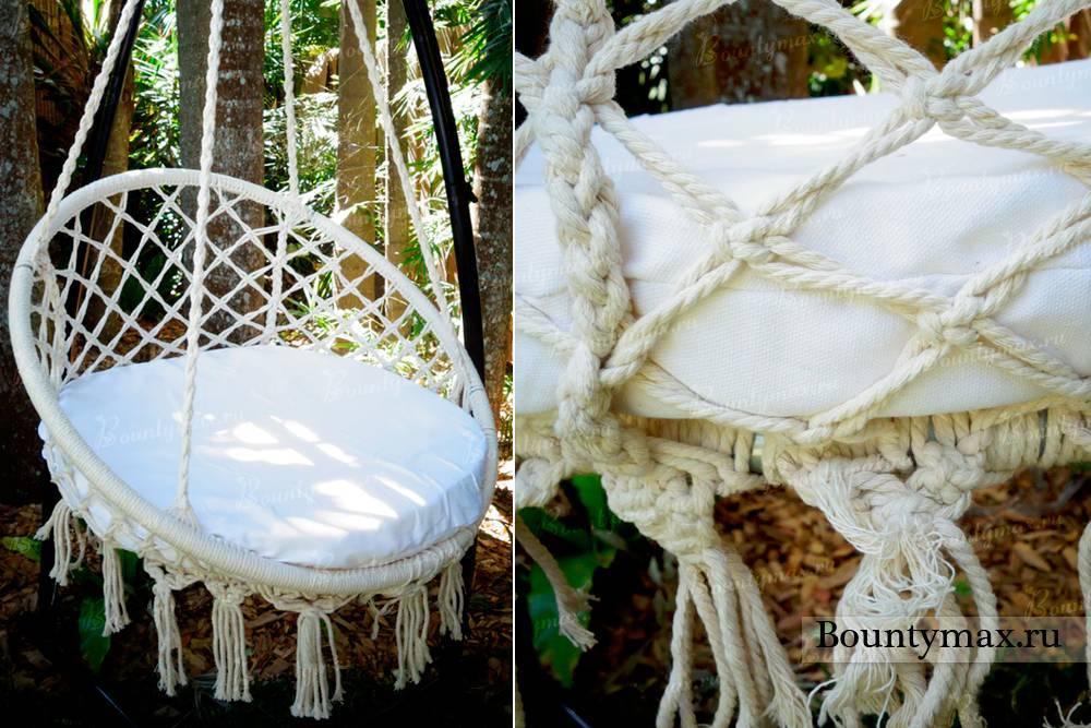 Как сделать гамак своими руками, вязание и плетение