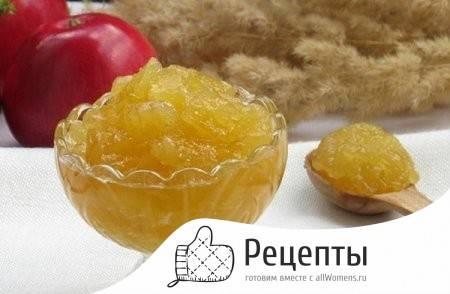 Варенье из яблок дольками, прозрачное, янтарное, быстрого приготовления на зиму: 7 самых вкусных рецептов, советы