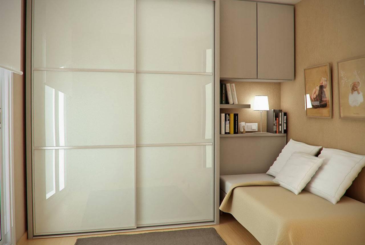 Угловой шкаф в спальне: виды, наполнение, размеры, дизайн
