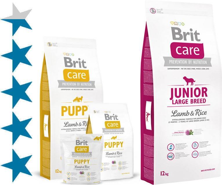 Корм для собак brit premium: характеристика и отзывы