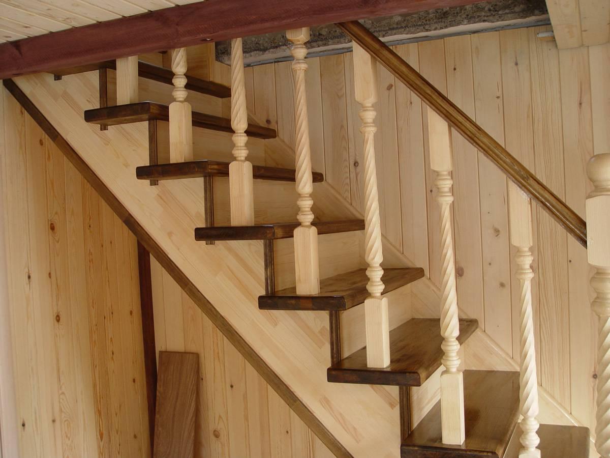 Особенности установки перил для лестницы