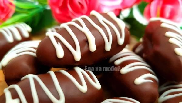 Вкусняшно-полезные конфеты