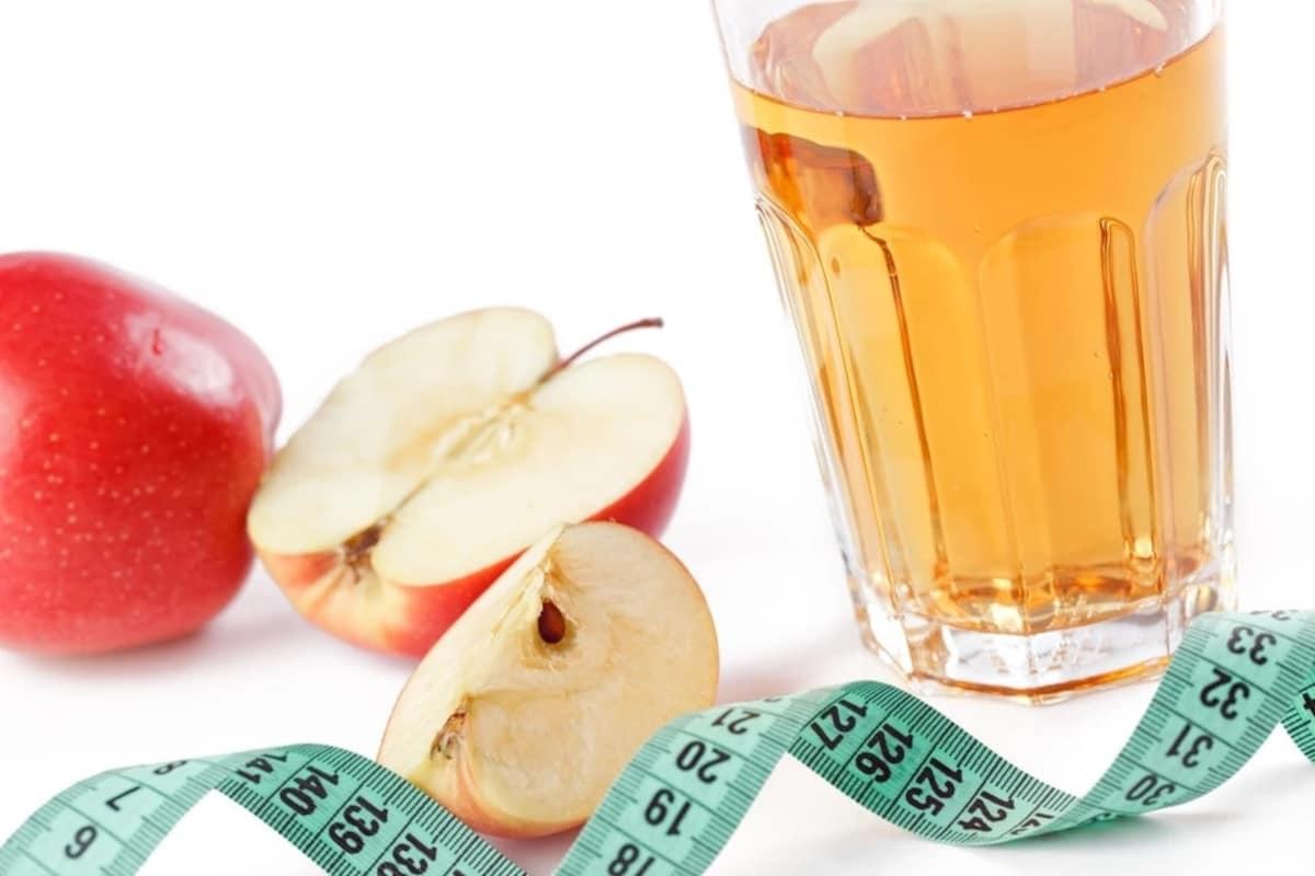 Яблочный уксус для похудения, рецепт диета, как принимать